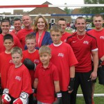 Amber with Rye Boxing Club