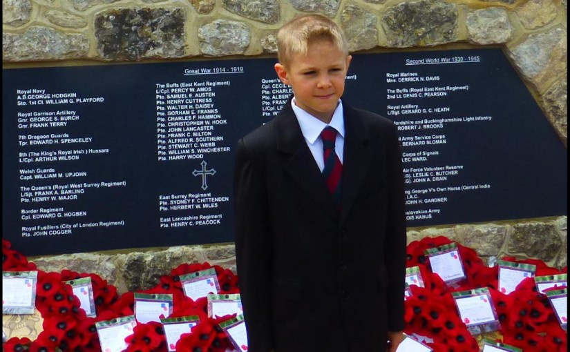 Read About the New Aldington Memorial in Cinque Ports