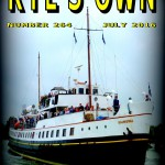 RYES OWN COVER JULY 2016