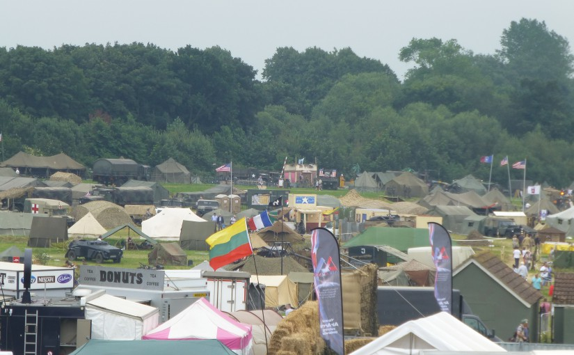 2017 War and Peace Revival will not be held at Folkestone Racecourse