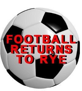 Rye's New Football Team Comes Home