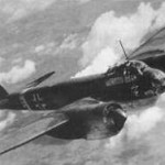 Junkers JU 88 'tip and run' bomber