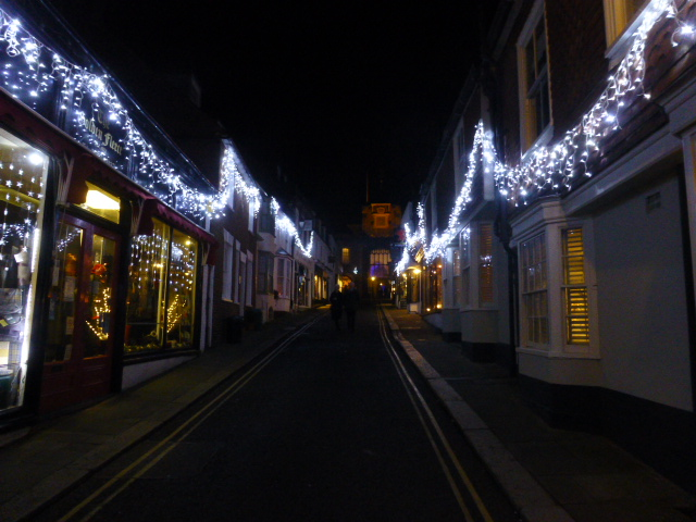 Rye Christmas Festival Film Part One