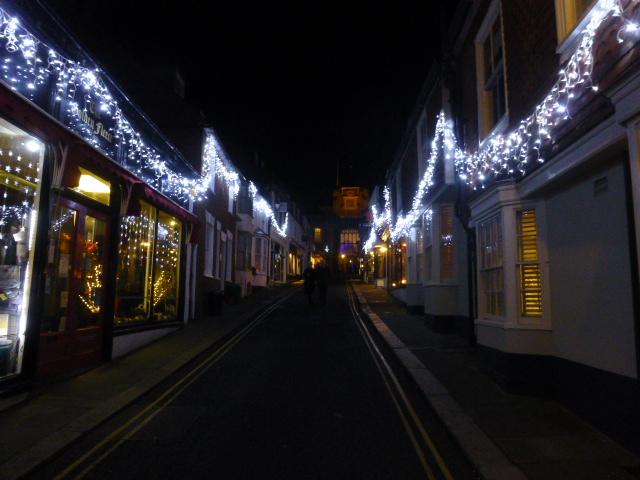 Rye Christmas Festival Film Part One