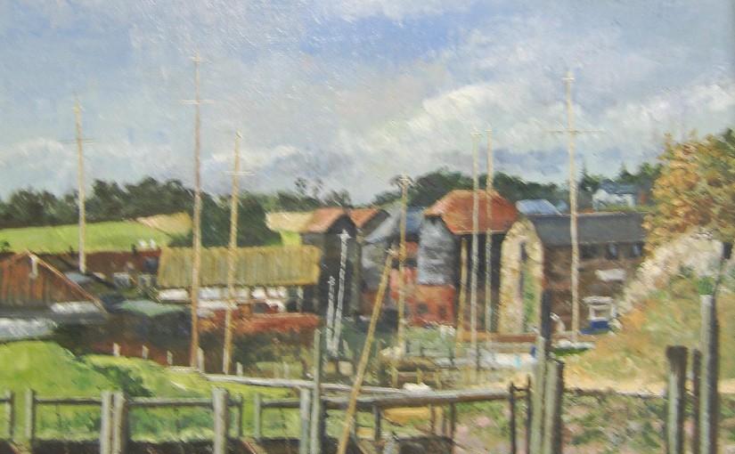 Stunning Exhibition at Rye Art & Framing Gallery