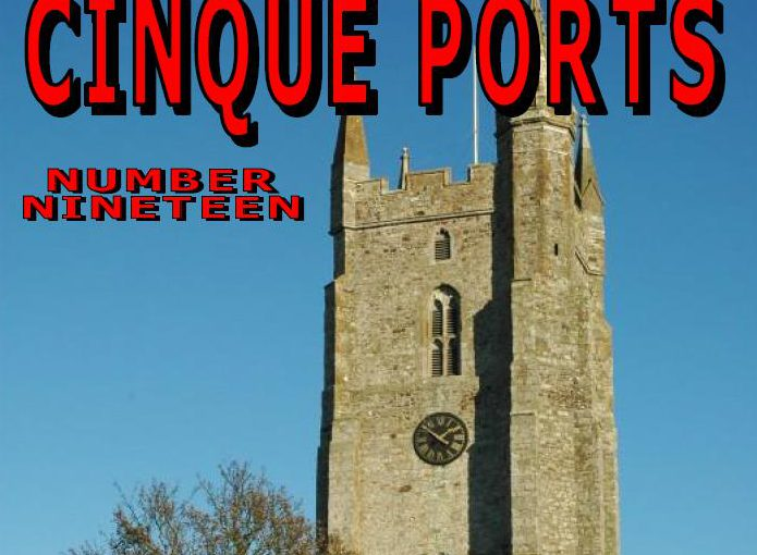 Cinque Ports April 2017 Number Nineteen