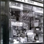 J E Hollands & Sons 12, Cinque Ports Street 1963