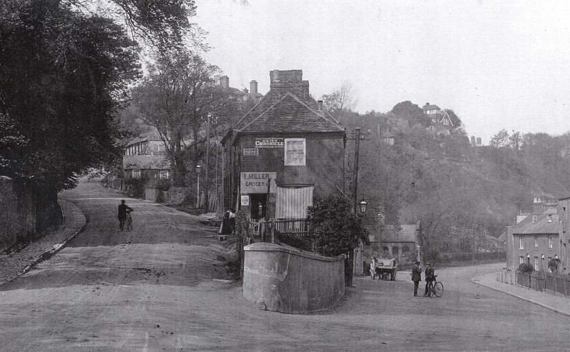 Rye Hill And Military Road