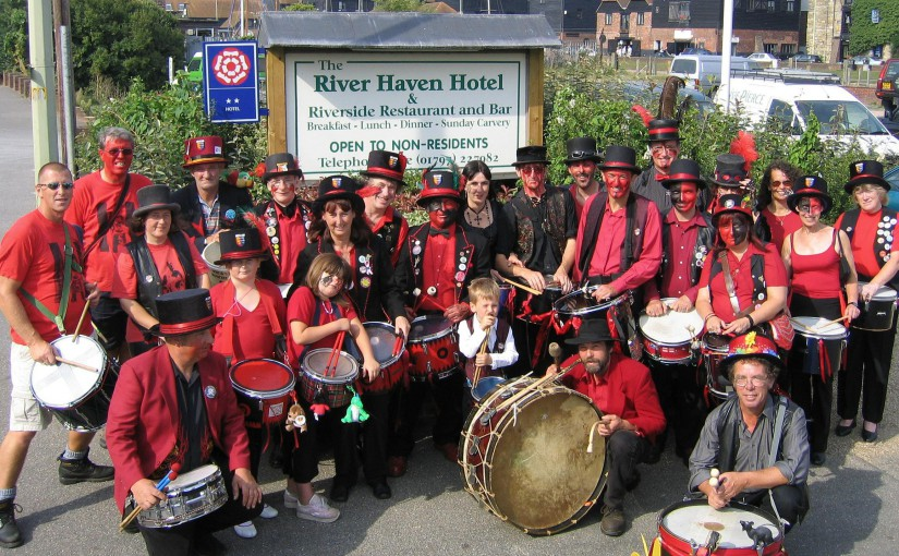The Riverhaven  'Bought' The Drummers