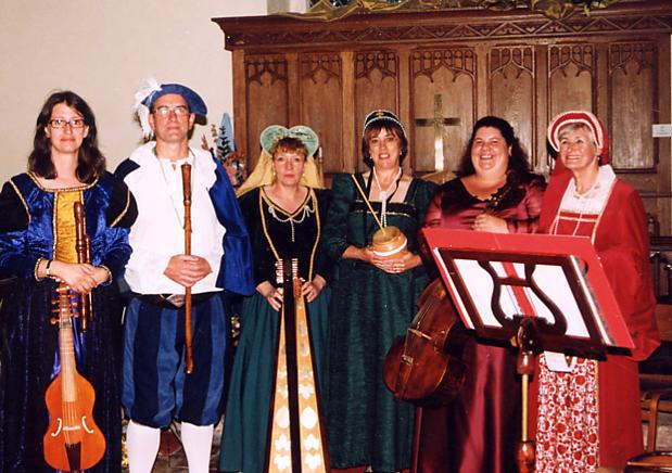 Music from the Tudor Court at Guldeford