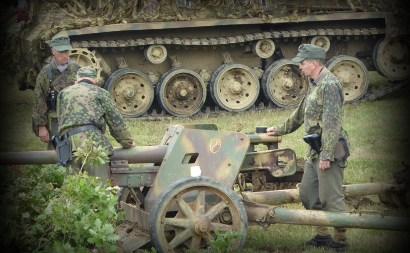Day One at 2017 War & Peace Revival