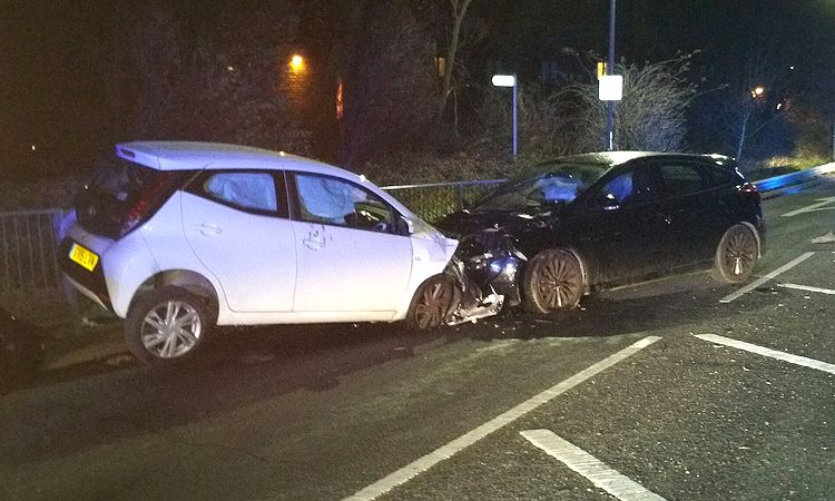 Almost Four Times Over Drink-Drive Limit
