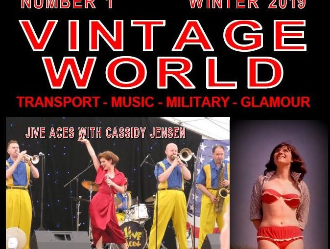 Vintage World – New Glossy Magazine
