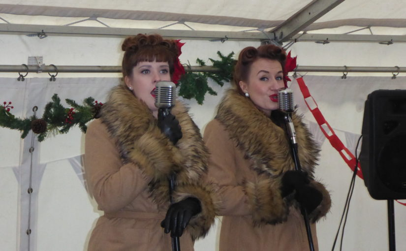 1940s Christmas at Dover Castle 2018