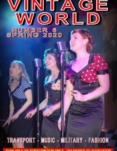Vintage World Spring 2020